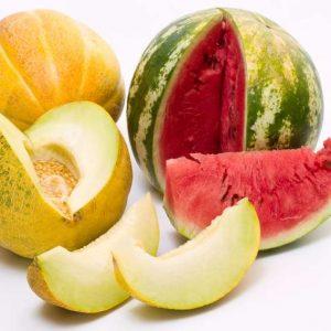 Lubenice in melone