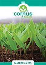 Sadike Cornus - katalog 2014