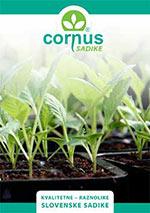 Sadike Cornus - katalog 2015